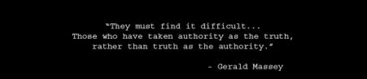 Truth As Authority